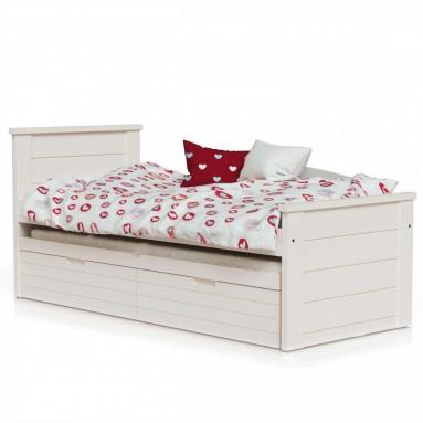 מיטת ילדים צבע אטום