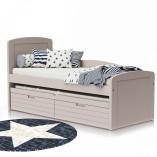 מיטת ילדים פינות מעוגלות