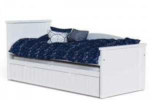 מיטת ילדים ונוער קו נקי