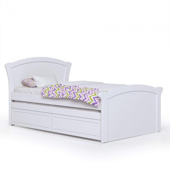 מיטה וחצי בעיצוב קלסי