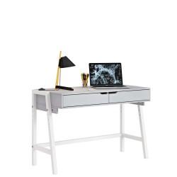 שולחן לכתיבה לילדים נוער רגלי עץ מלא